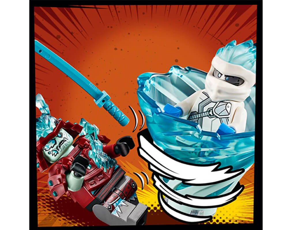 Brickmagic Asia 70676 Lego Ninjago Lloyd S Titan Mech