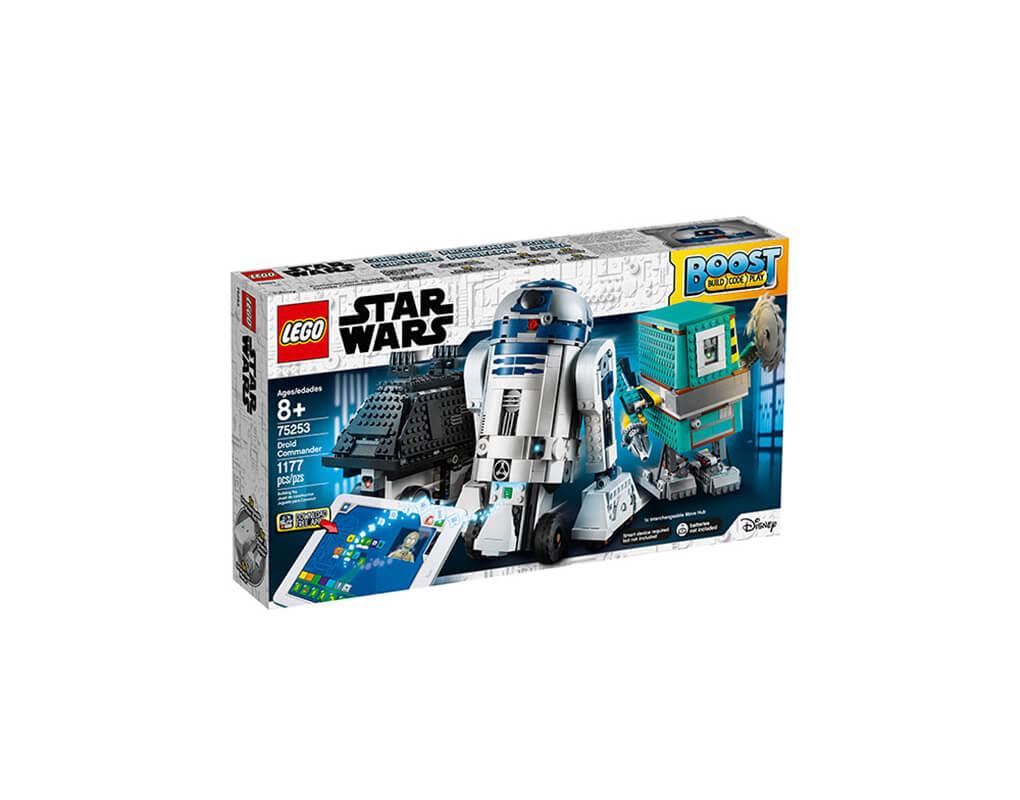 R2-D2 Figur Minifig R2 D2 Roboter Droid Droide 75270 75273 LEGO Star Wars